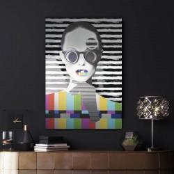Nikkel Artworks | One-eyed Stranger