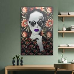 Nikkel Artworks | Floral Muse