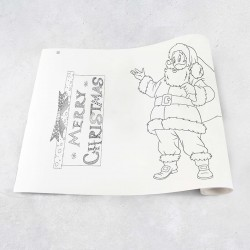 Rouleau de dessin Noël 1
