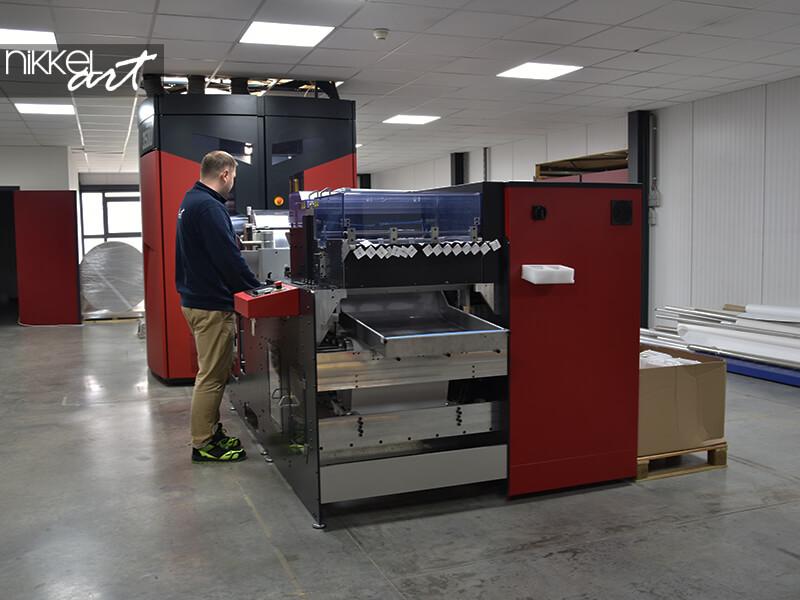 Imprimante de papier peint photo