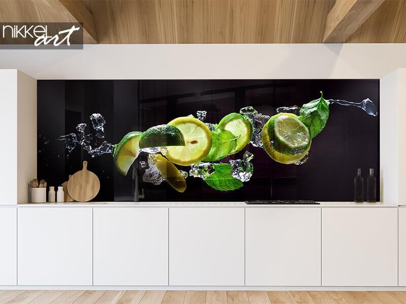 Comment puis-je décorer la cuisine ?