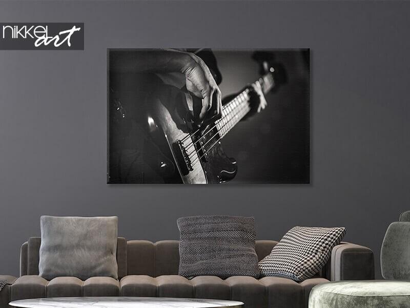 Une photo sur toile 120 x 80 cm pour n'importe quel espace