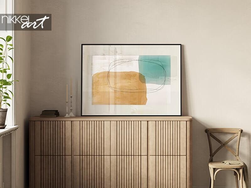 Tendance décoration: posters minimalistes