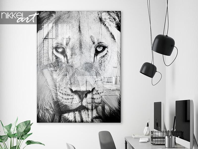 Photo en noir et blanc sur plexiglas : découvrez les best sellers