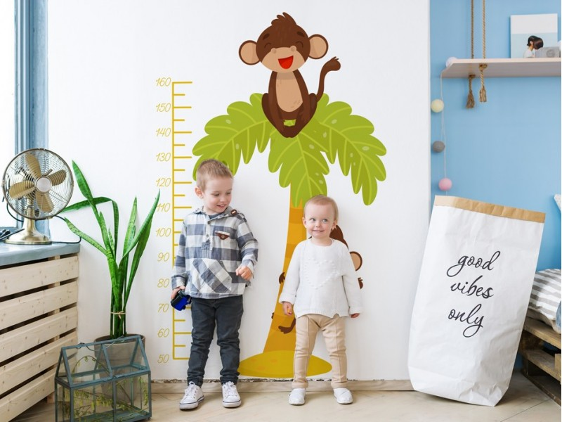 Une chambre d'enfants agréable et originale