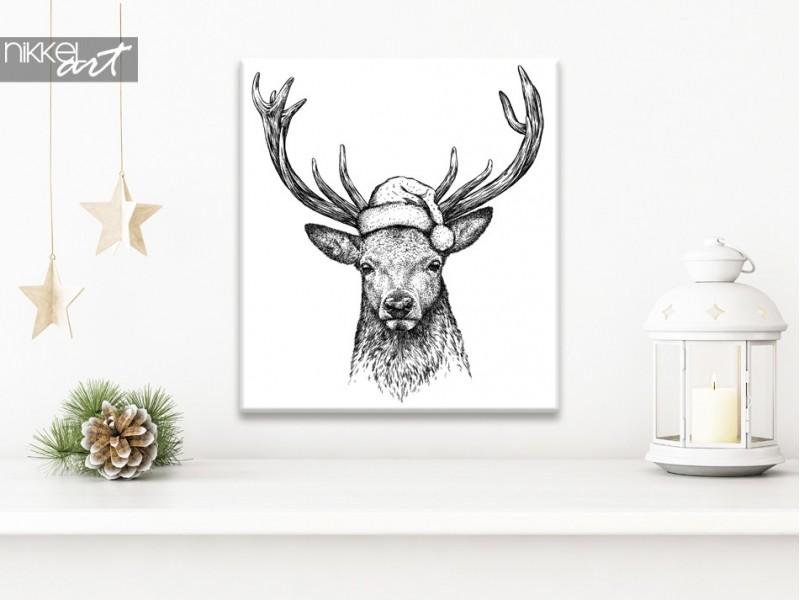 Les plus belles images d'hiver pour compléter votre décor de Noël