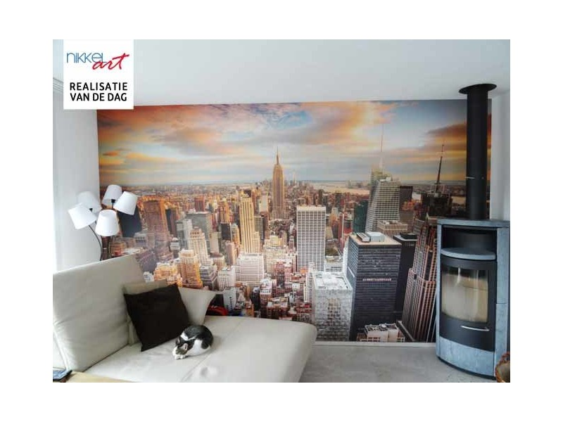 New York Fotobehang