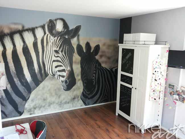 Papiers peints Zebra