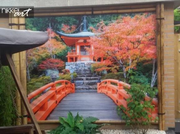 Photo sur Bache Kyoto