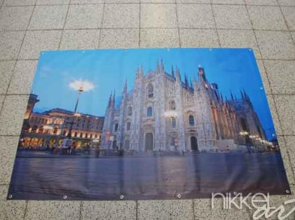 Photo sur Bache Milan