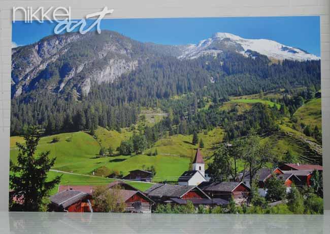 Photo sur Forex Montagne