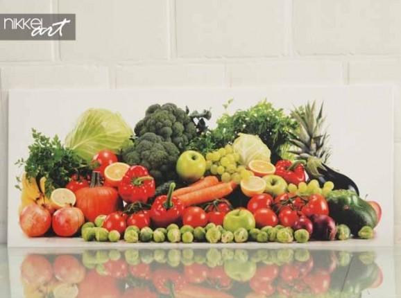 Photo sur Toile Légumes frais