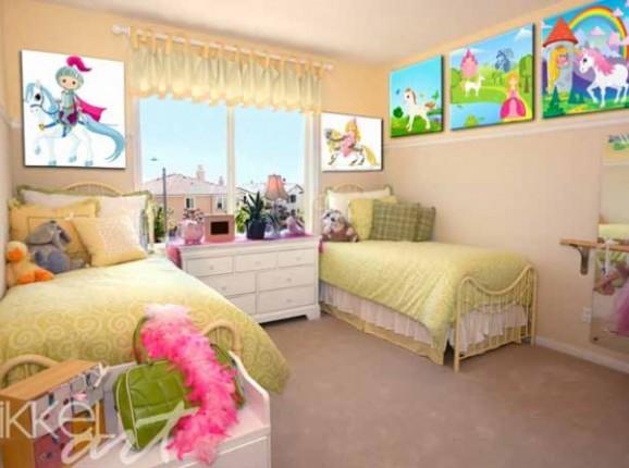 Photo sur toile Canvas Pour enfants  Pony