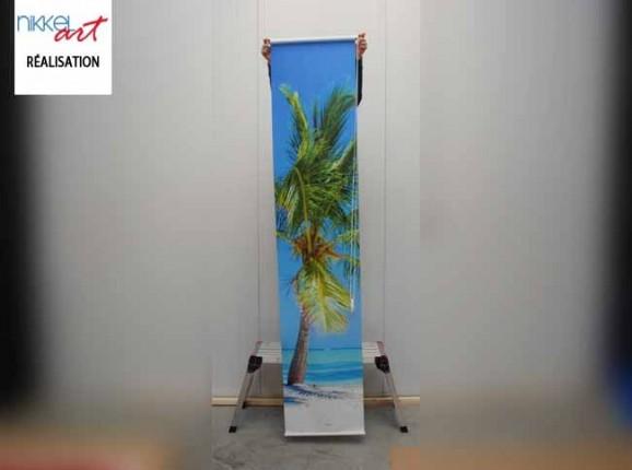Store imprimé photo Tropical plage