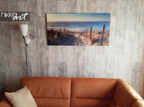 Photo sur aluminium d'une plage