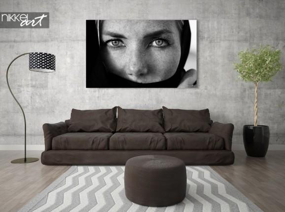 Photo sur Plexiglas noir-et blanc