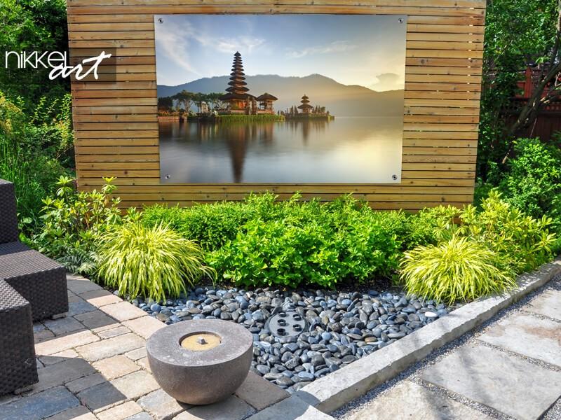 Poster de Jardin de Bali