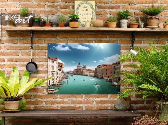 Poster de jardin de Venise