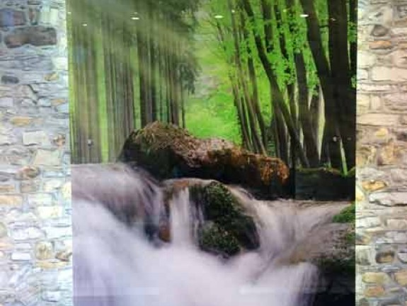 Photo sur Plexiglas Cascades