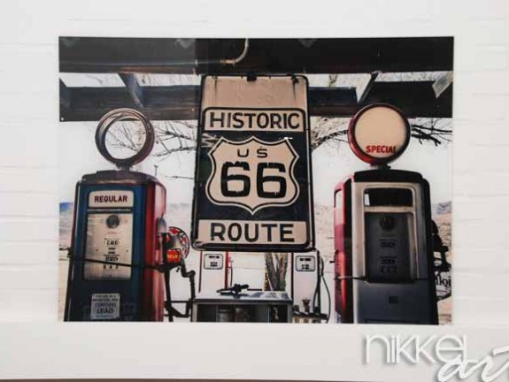 Photo sur Plexiglas Route 66