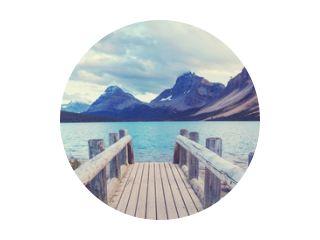 Lake in Canada