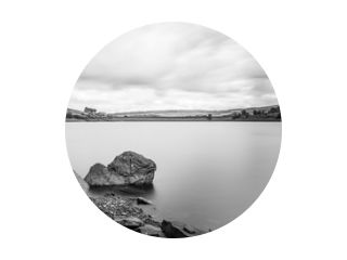 Digley Reservoir Low Water